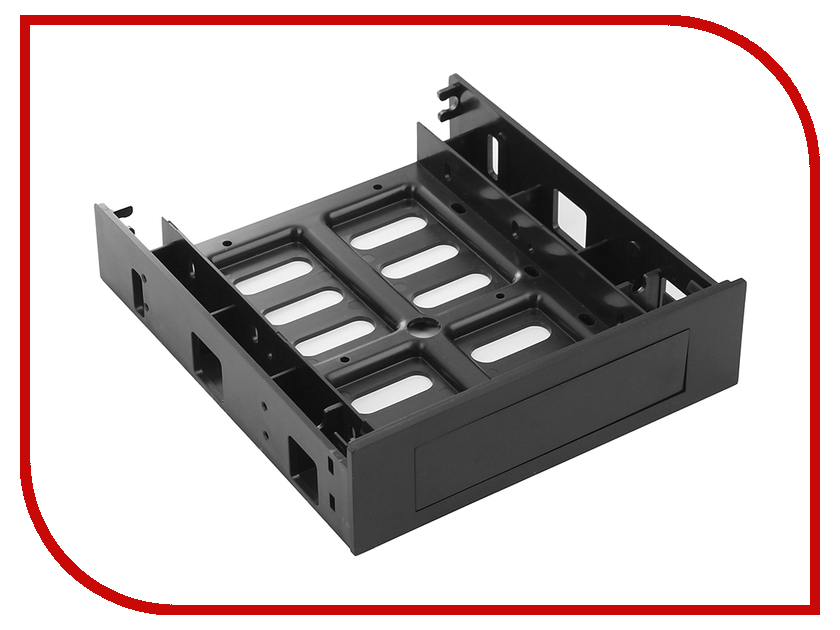 все цены на Аксессуар Адаптер HDD 3.5 - 5.25 Espada EHD-BR355SS box