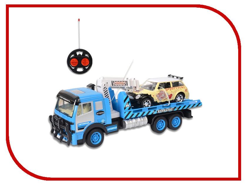 Радиоуправляемая игрушка Zhorya Грузовик с прицепом ZY365192<br>