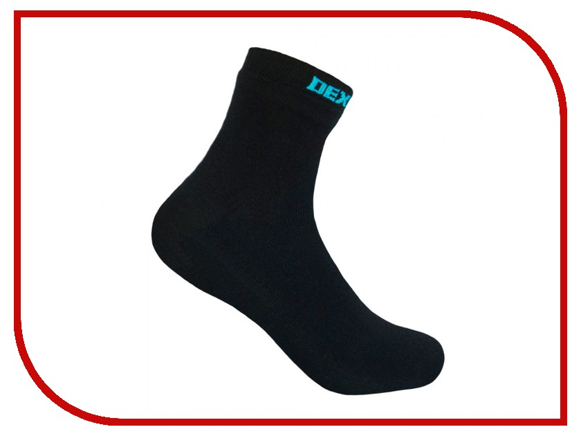 Носки Dexshell Thin Socks DS663BLKS S 36-38