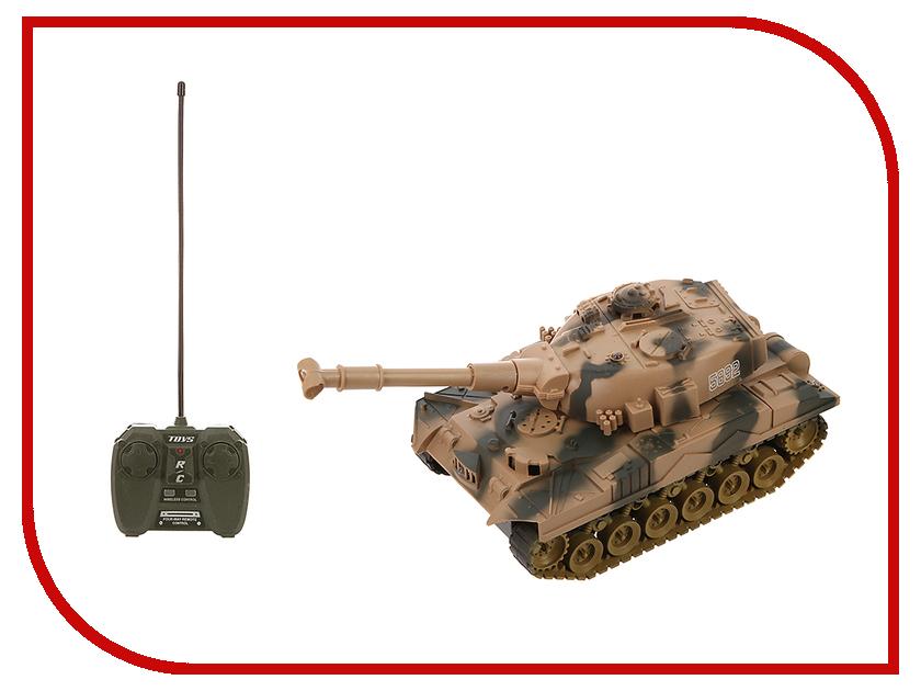 Радиоуправляемая игрушка Zhorya Танк ZY162507<br>