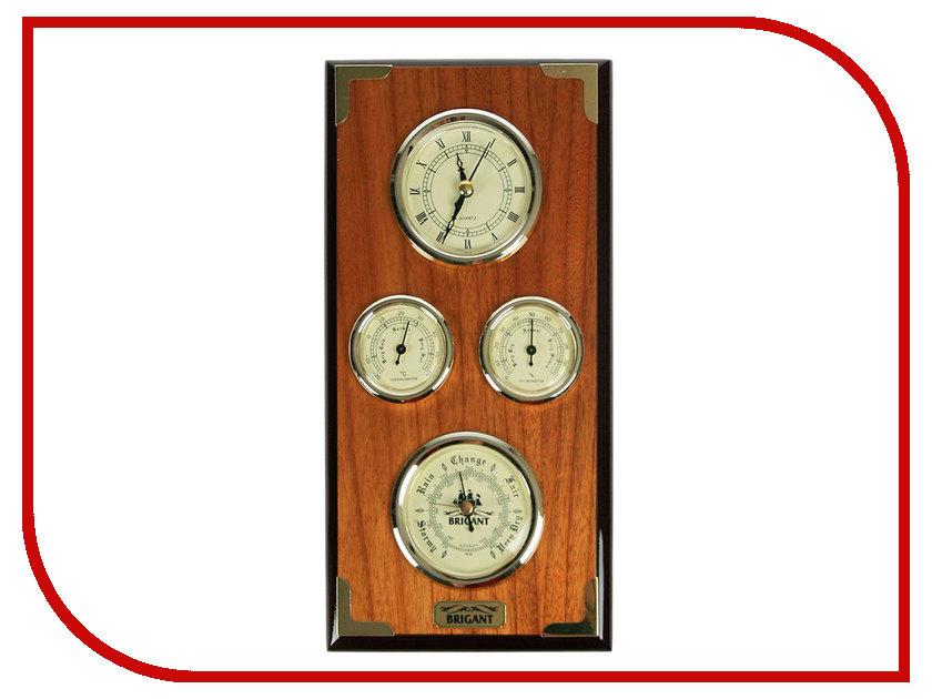 Часы настольные Brigant 28134 Light Walnut<br>