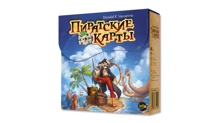 Настольная игра Magellan Пиратские карты MAG05264