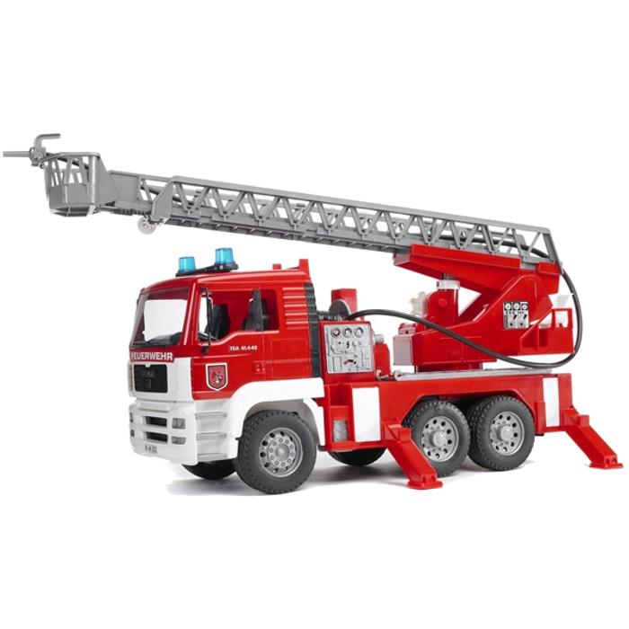Игрушка Bruder MAN пожарная машина 02-771