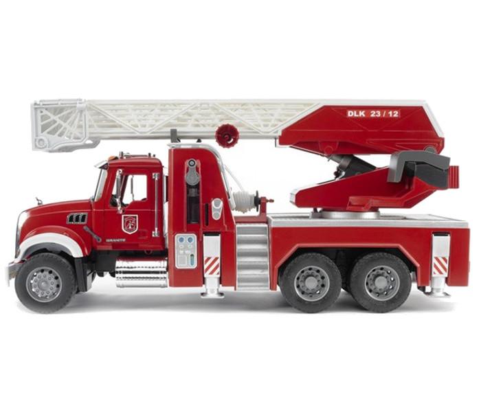 Игрушка Bruder MACK пожарная машина 02-821