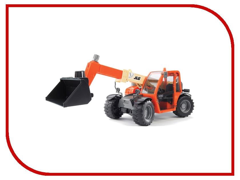 Игрушка Bruder JLG 2505 Telehandler погрузчик колёсный с телескопическим ковшом 02-140<br>