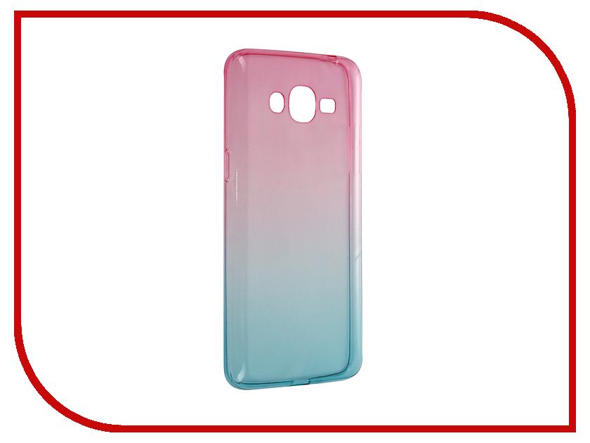 Аксессуар Чехол Samsung Galaxy J2 Prime G532 Gecko Transparent-Glossy Rainbow S-G-SGJ2PR-RAD<br>