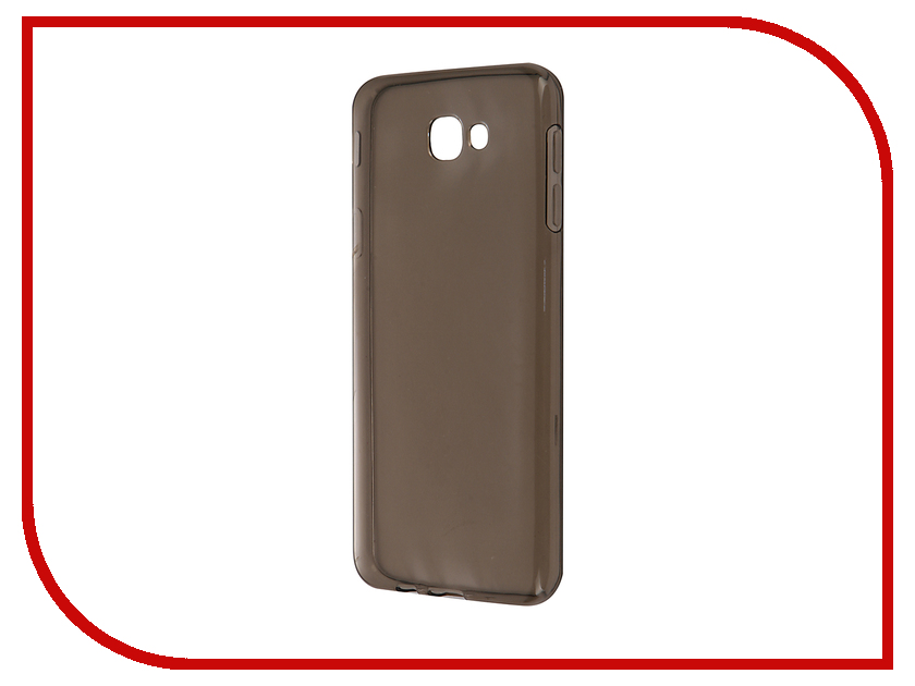 Аксессуар Чехол Samsung Galaxy J5 Prime G570 Gecko Transparent-Glossy Black S-G-SGJ5PR-BL аксессуар чехол samsung galaxy j5 prime g570 gecko white s g sgj5pr wh