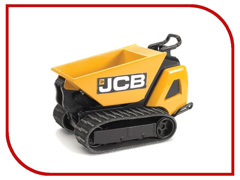 Игрушка Bruder JCB Dumpster HTD-5 гусеничный перевозчик сыпучих грузов 62-005 робот трансформер shantou gepai робот машина со звуком светящийся в ассортименте