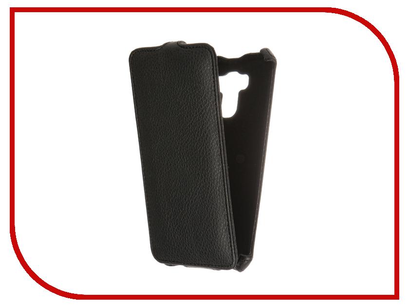 Аксессуар Чехол Asus ZenFone 3 Max ZC553KL Gecko Black GG-F-ASZC553KL-BL