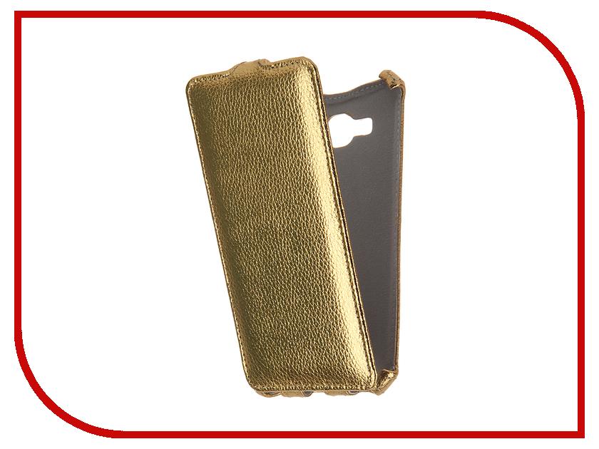 Аксессуар Чехол Samsung Galaxy J2 Prime G532F Gecko Gold GG-F-SGJ2PRIME-GOLD