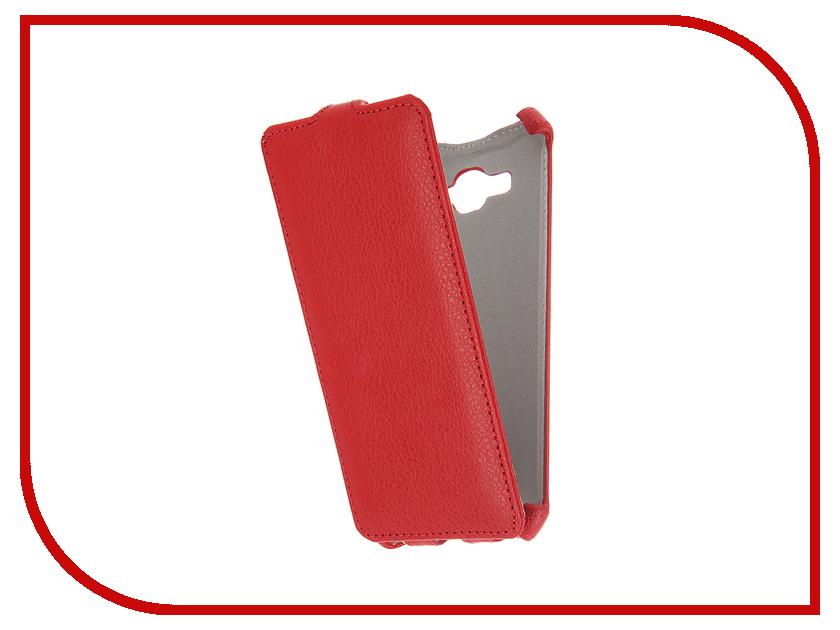 Аксессуар Чехол Samsung Galaxy J2 Prime G532F Gecko Red GG-F-SGJ2PRIME-RED аксессуар чехол prestigio muze d3 gecko red gg f presmuze red