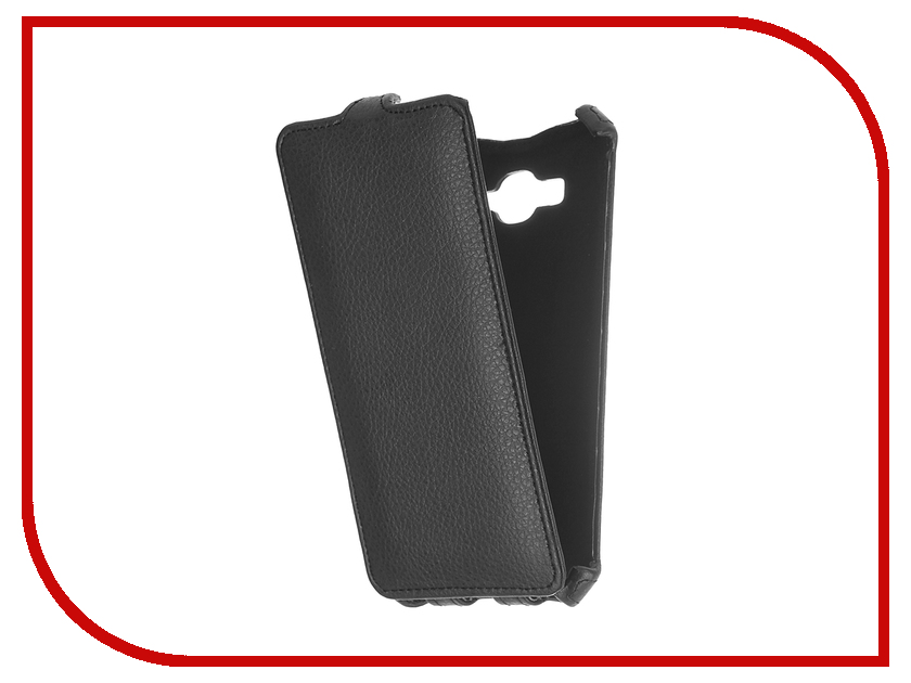 Аксессуар Чехол Samsung Galaxy J2 Prime G532F Gecko Black GG-F-SGJ2PRIME-BL