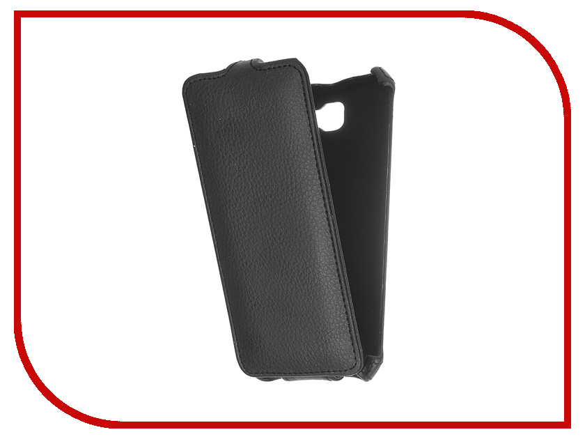 Аксессуар Чехол Samsung Galaxy J5 Prime G570F 2016 Gecko Black GG-F-SGJ5PRIME-2016-BL