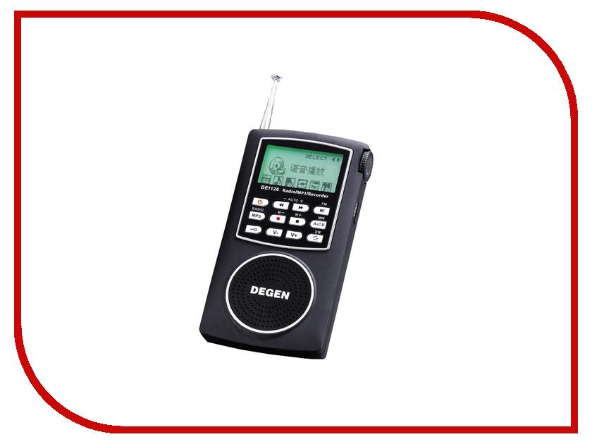 Радиоприемник Degen DE-1126<br>