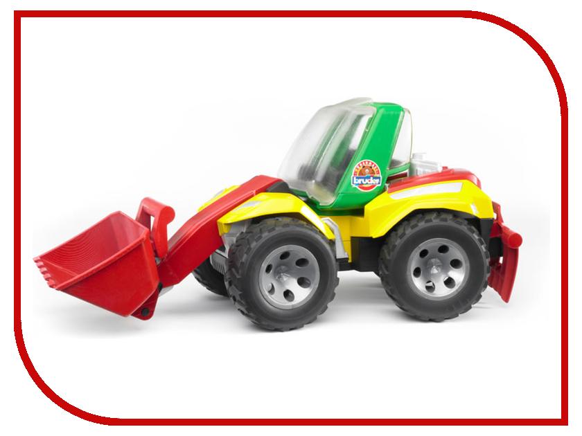 Машина Bruder Roadmax Погрузчик с ковшом и разрыхлителем 20-106