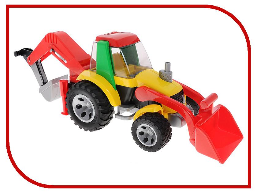 Машина Bruder Roadmax Экскаватор погрузчик 20-105 экскаватор fiat bruder