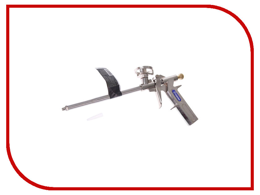 Пистолет для монтажной пены Tundra Premium 881744  пистолет для пены sturm 1073 06 01