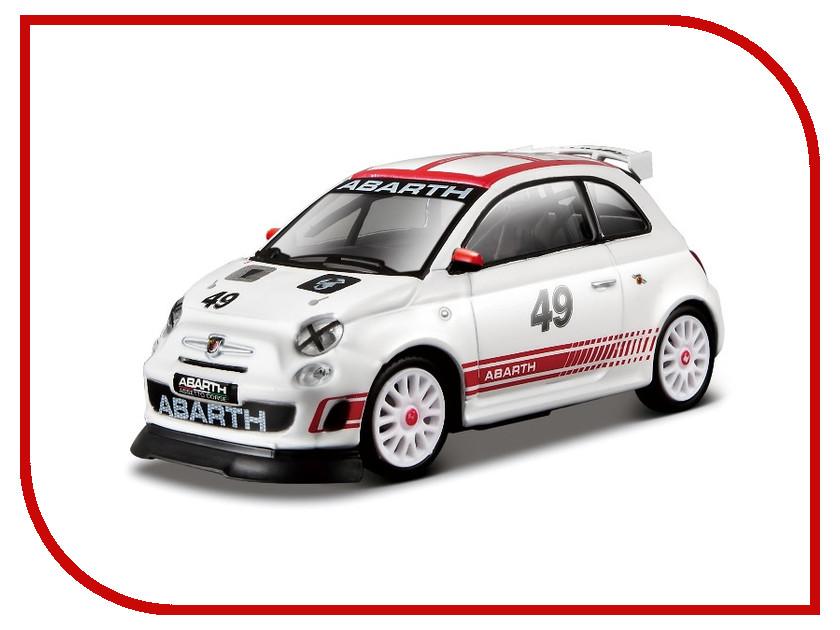Машина Bburago Ралли Abarth 500 Assetto Corse 18-38006 abarth tales толстовка