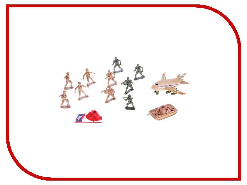 Игрушка СИМА-ЛЕНД Армия с боевой техникой 625556<br>