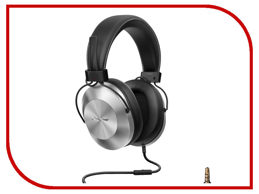Гарнитура Pioneer SE-MS5T-S Silver<br>
