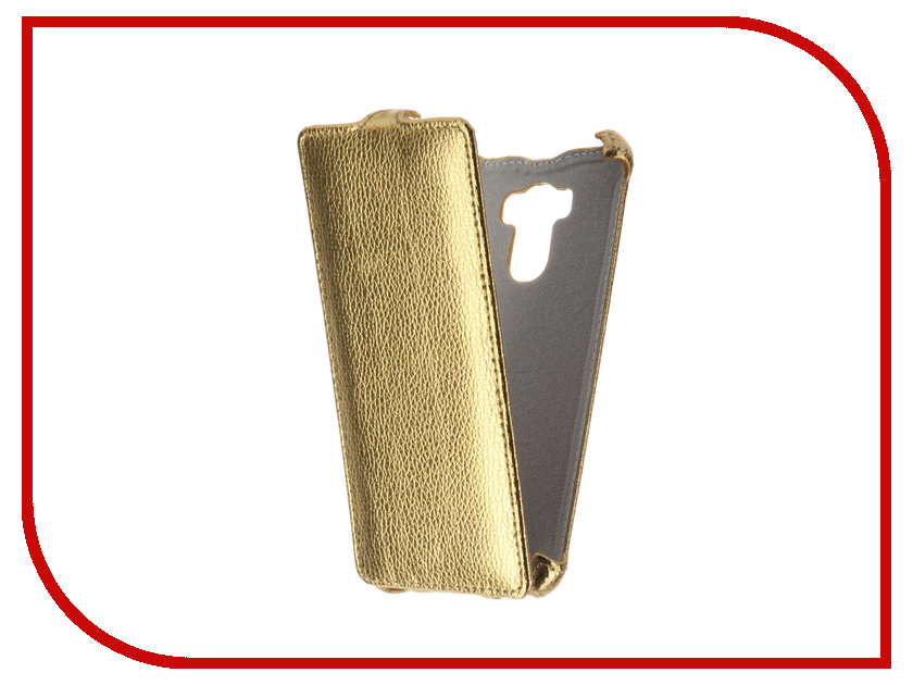 Аксессуар Чехол Xiaomi Redmi 4 / 4 Pro Gecko Gold GG-F-XMR4PR-GOLD veronese ws 197 статуэтка пан бог рыбаков и пастухов