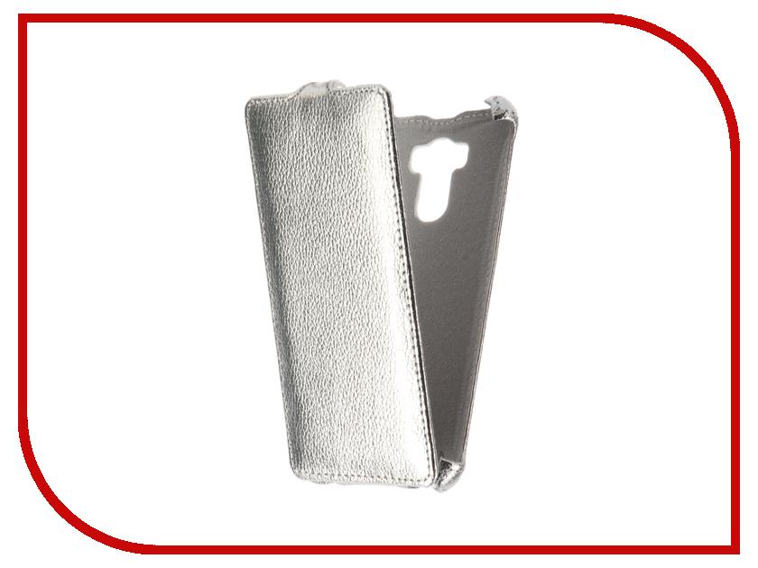Аксессуар Чехол Xiaomi Redmi 4 / 4 Pro Gecko Silver GG-F-XMR4PR-SIL<br>