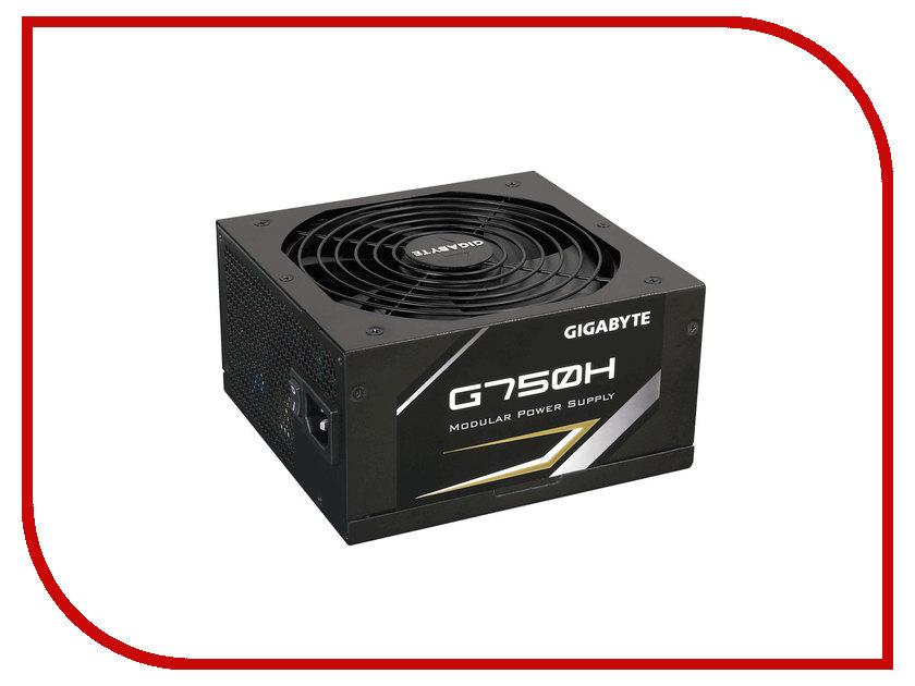 Блок питания GigaByte GP-G750H 750W