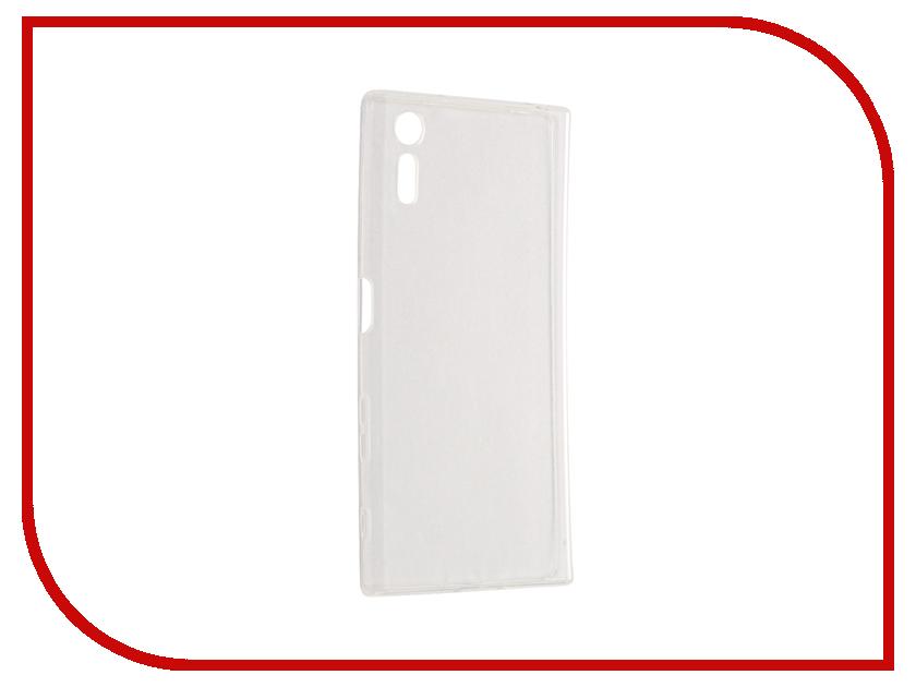 Аксессуар Чехол-накладка Sony Xperia XZ CaseGuru Liquid 87792 аксессуар защитное стекло sony xperia e5 caseguru 0 3mm 87409