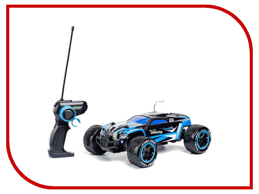 Игрушка SilverLit Ралли Монстр TE106 игрушка arctic force sling shot монстр sb38287