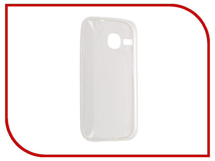 Аксессуар Чехол-накладка Samusng Galaxy J1 Mini CaseGuru Liquid 87803<br>