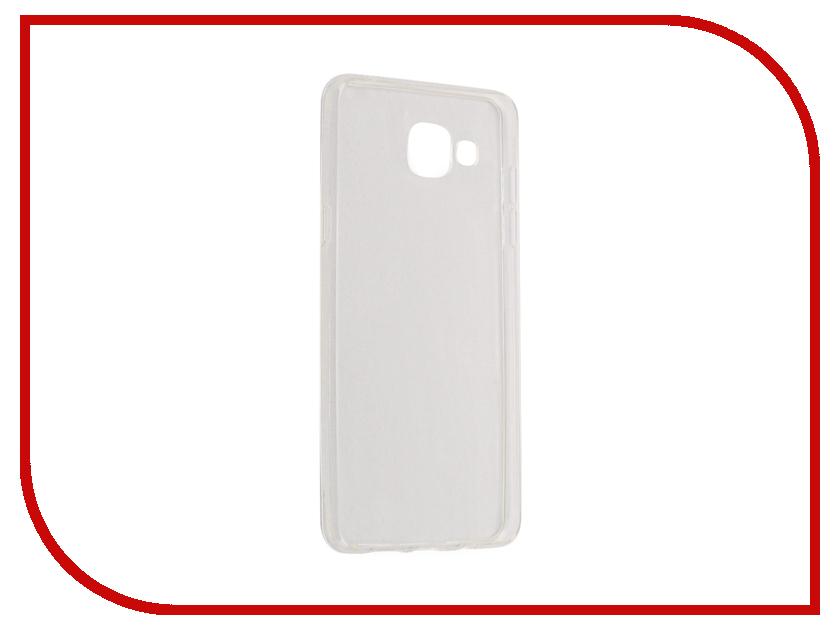 Аксессуар Чехол-накладка Samsung Galaxy A5 2016 CaseGuru Liquid 87799