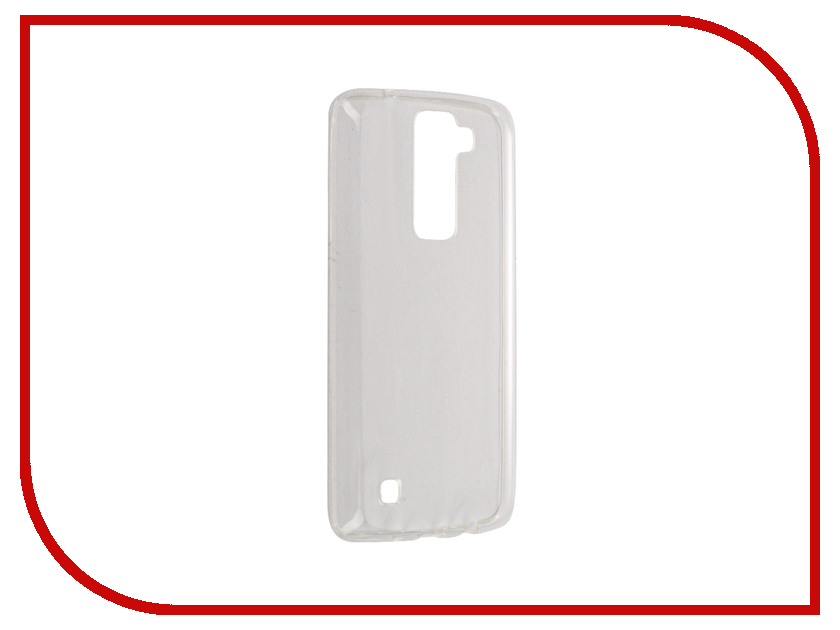 Аксессуар Чехол-накладка LG K8 CaseGuru Liquid 87821 аксессуар чехол lg k8 zibelino classico black zcl lg k8 blk