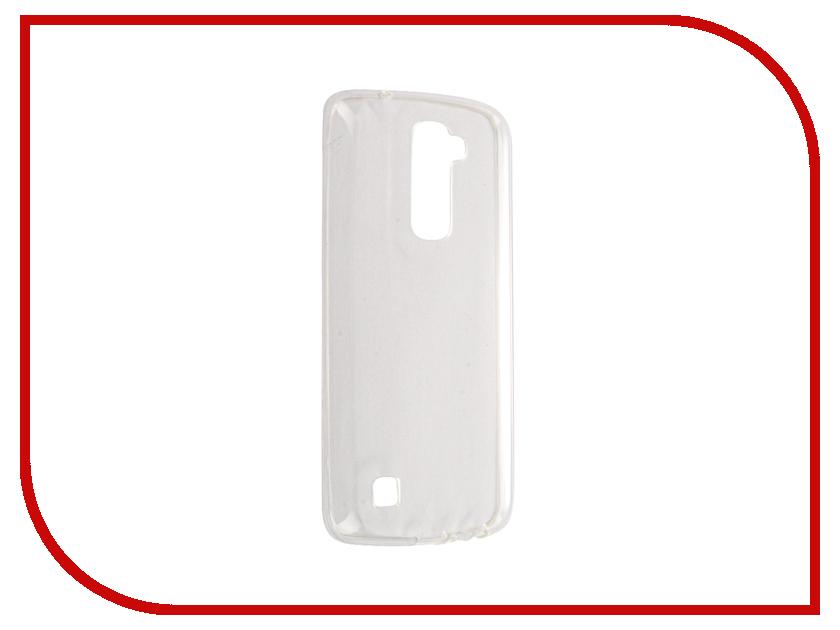 Аксессуар Чехол-накладка LG K10 CaseGuru Liquid 87819<br>