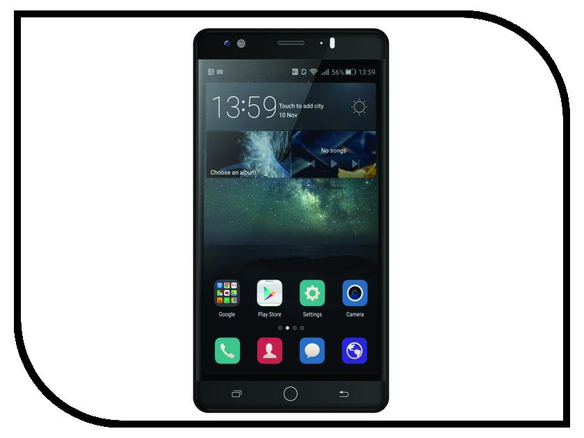 Сотовый телефон DEXP Ixion ES260 Navigator Black сотовый телефон dexp larus e7 black
