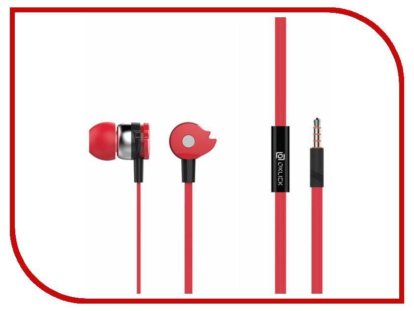 Oklick HP-S-210 Red