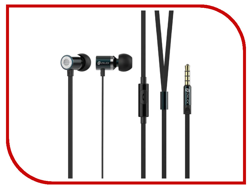 Oklick HS-S-410 Black highscreen аккумулятор для easy s easy s pro 2200 mah