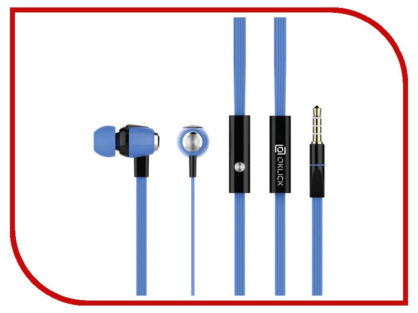 Гарнитура Oklick HS-S-240 Blue