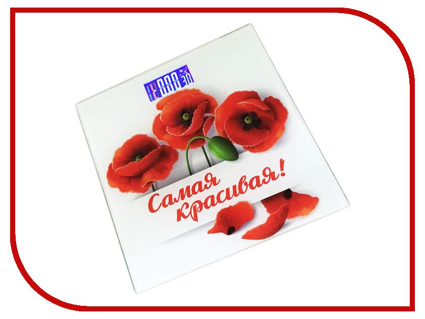 Весы напольные Василиса ВА-4005 Самая красивая кухонные весы василиса ва 004