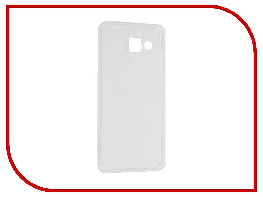Аксессуар Чехол Samsung Galaxy A3 2017 BoraSCO Silicone Transparent цена и фото