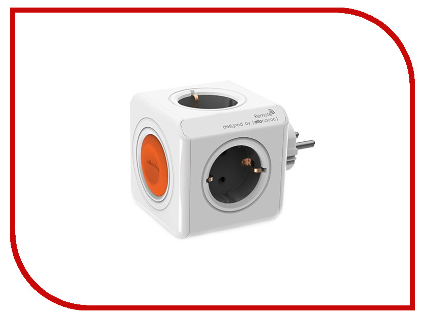 Аксессуар Allocacoc PowerCube Remote White 1511/EUORRM