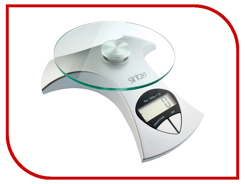 все цены на  Весы Sinbo SKS-4512  онлайн