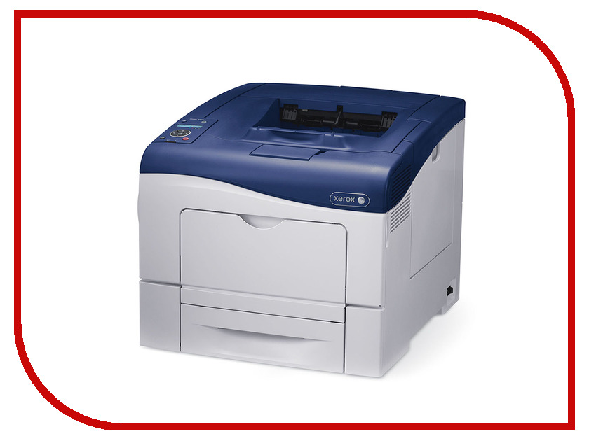 Принтер Xerox Phaser 6600N + EU power cord принтер лазерный xerox phaser 6600n