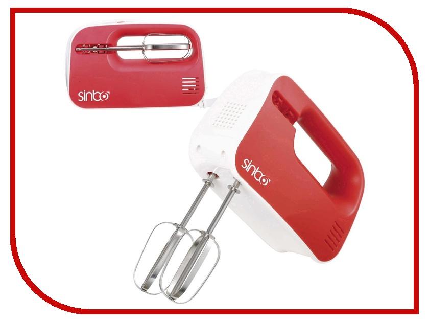 Миксер Sinbo SMX-2733 Red<br>