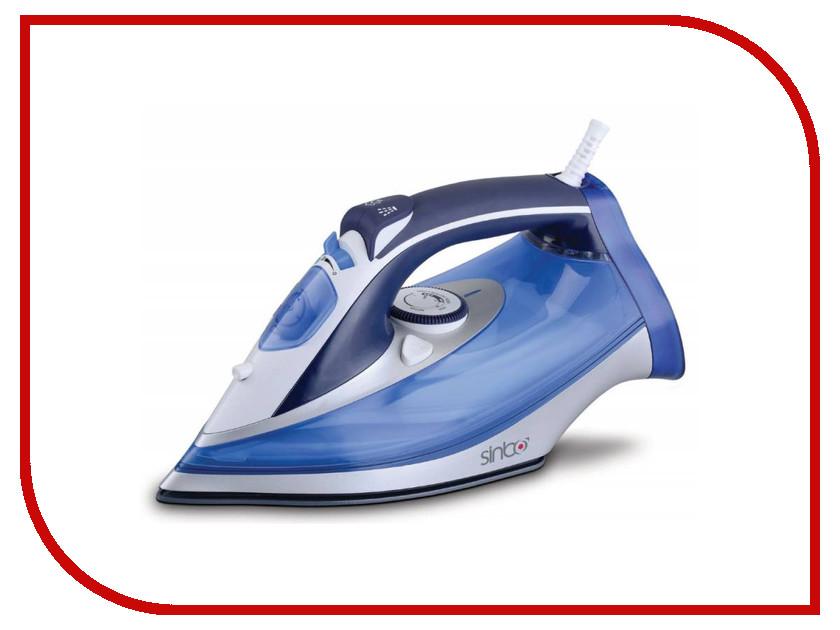 Утюг Sinbo SSI-2892M Blue<br>