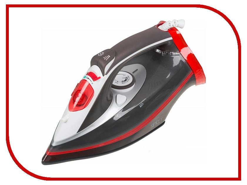 Утюг Sinbo SSI-2892R Black-Red<br>