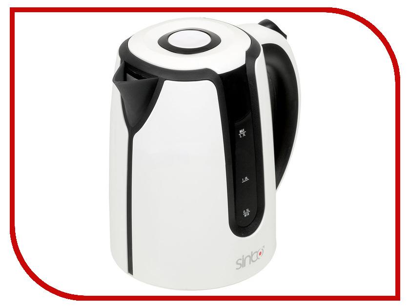 Чайник Sinbo SK-7323 White-Black<br>