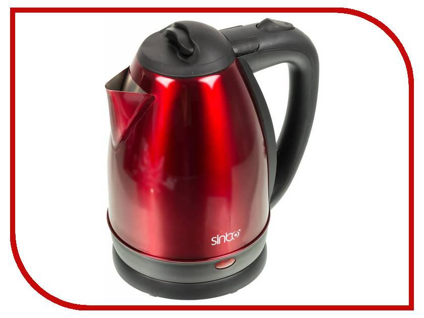 Чайник Sinbo SK-7337 Red-Black<br>