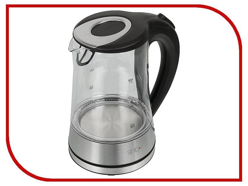 Чайник Sinbo SK-7356 Black<br>