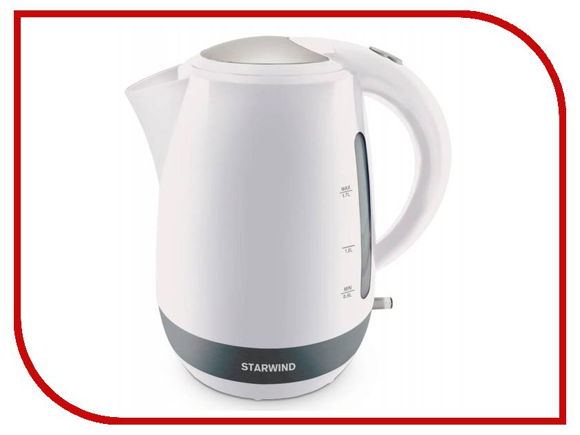 Чайник Starwind SKP4621 White<br>