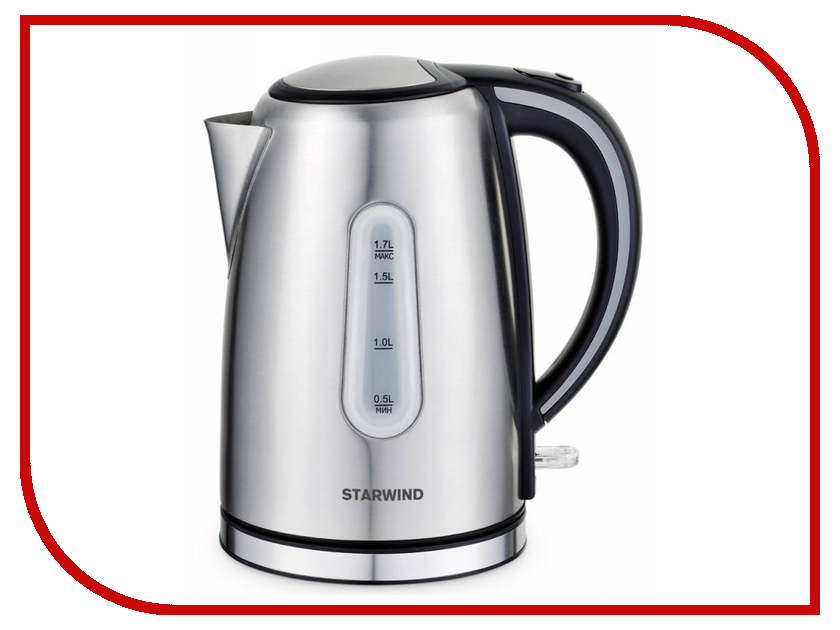 Чайник Starwind SKS5540 Steel<br>
